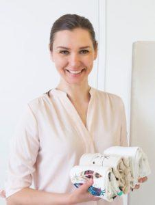 professional organizer Olena Dibrivna